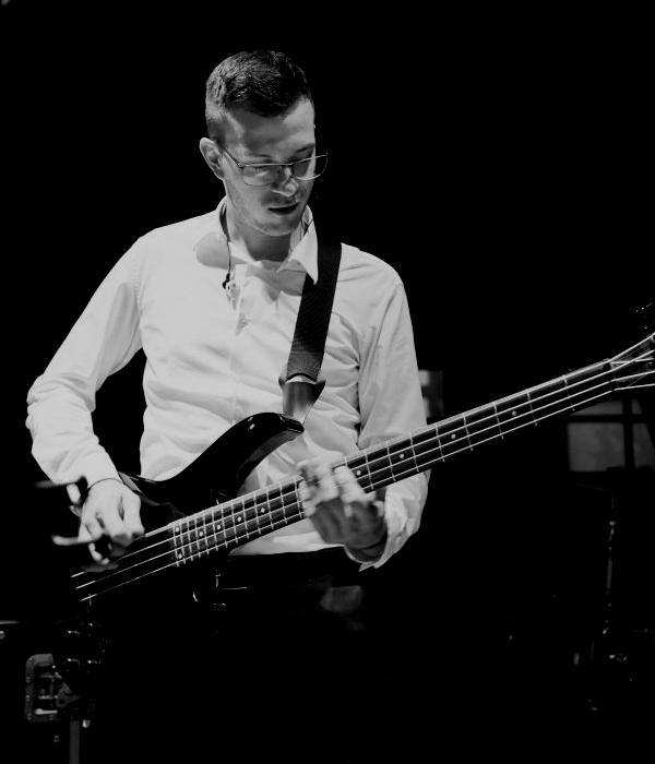 Jan Mulks, SangOver, Bass